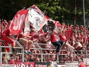 Das Beste was der 1.FCK derzeit hat...die Fans! Quelle: www.fck.de