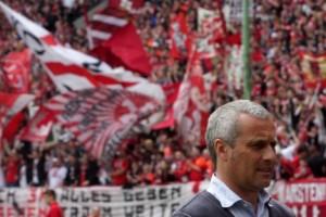 """Sportdirektor Markus Schupp """"die Fans können noch ein paar Prozente rauskitzeln"""" (©thof, 2015)"""