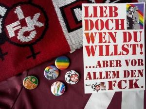 Die Queer Devils auch 2015 beim FCK-Stadionfest mit dabei (©MP)