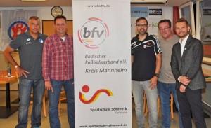 Vorbildlich, die Arbeit des Badischen Fußball-Verbandes (Quelle VfR Mannheim)