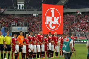 Saisonauftakt 2. Liga mit kleiner Eröffnungsfeier (Quelle DBB)