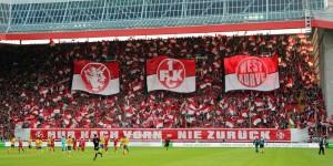 Beeindruckend aber mit Luft anch oben - support der fans (Quelle dbb.de)