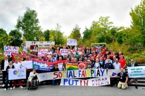 Auch bei der FIFA Gehör verschaffen - QFF-Delegierte in Zürich