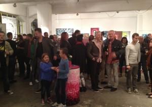 ...über den tollen Besuch von rund 250 Gästen (©mg)