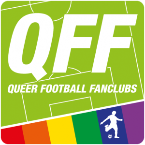 Auch die Queer Football Fanclubs (QFF) gehören zu den Unterzeichnern