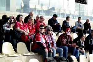 Lautrer Präsenz beim Testsiel gegen St.Gallen