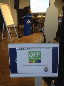 Drei intensive Tage in Gelsenkirchen. 18. QFF-Tagung (©mg)