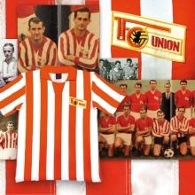 Farben rot und weiß übernommen vom TSC Berlin (Foto: FC Union Berlin)