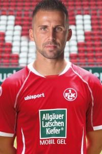 Den Krebs besiegt, Union-Spieler und ehemaliger FCK-Profi Benjamin Köhler (Foto: www.der-betze-brennt.de)