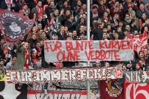 Fans machen seit Jahren ihrem Unmut gegen ungerecht empfundene Disziplinarpolitik Luft (Foto: www.der-betze-brennt.de)