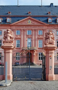 Landtag in Mainz. (Bild: Felix König)