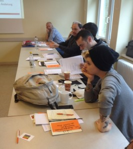 Konstruktive Dialoge bestimmten die Mitgliederversammlung (Foto: mg)