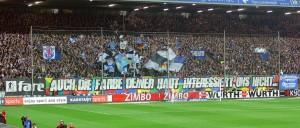 Für mehr Zivilcourage & gegen Diskriminierung. Aktion Dafür! Dagegen! (Foto: VfL Bochum)
