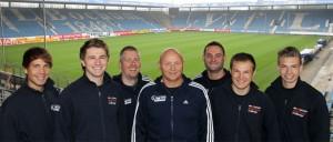 Das Team des Bochumer Fanprojektes (Foto: VfL Bochum)