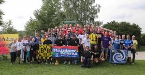 QFF-Treffen in Karlsruhe im September 2013 (Foto:Fußballfans gegen Homophobie)