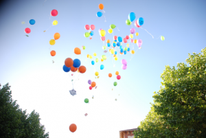 Bunter Akzent - Rainbowflash 2011(Foto: mg)
