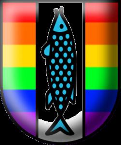 Der Mai stand im Zeichen des IDAHOT. Hier das offizielle Logo in Kaiserslautern