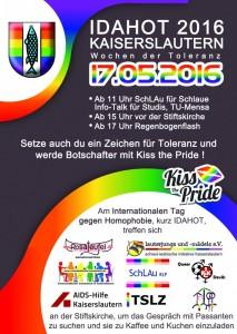 Aktueller IDAHOT-Flyer