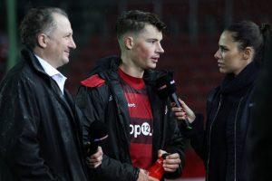 Papa und Sohenmann. FCK-Legende Harry Koch und robin Koch im Interview (Foto: www.der-betze-brennt.de)
