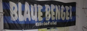 Fester Bestandteil der Fanszene, queerer Fanclub Blaue Bengel (Foto: Blaue Bengel)
