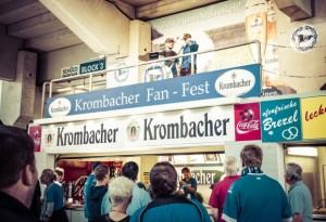 Fan-Fest im Stadion (Foto: Arminia Bielefeld)