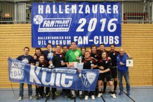 Beliebtes Indoor-Event, Hallenzauber (Bild: Fanprojekt Bochum)
