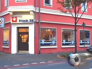 Fantreff/Block39 des Fanprojekts (Foto: Fanprojekt Bielefeld)