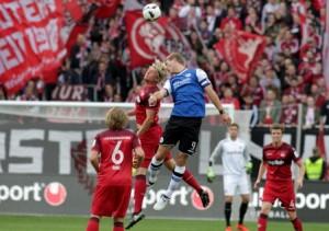 Gestern sicher in der Defensive, Tim Heubach (Foto: Thomas Füssler)