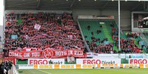Rund 1.500 Fans begleiteten den FCK ins Frankenland (Foto: www.der-betze-brennt.de)