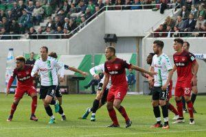 Defensiv für STabiltät gesorgt, Ewerton und Robin Koch in der Innenverteidigung (Foto: www.der-betze-brennt.de)