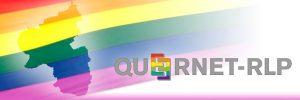 Steht für Vielfalt in der Gesellschaft in Rheinland-Pfalz, QueerNet-RLP e.V.