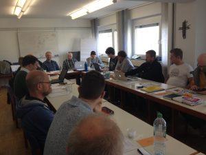 Ein ganzer Tag mit konstruktiven Diskussionen und zahlreichen Ergebnissen (Foto: mg)