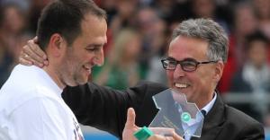 """2014 in der Aufstiegssaison zum """"Trainer des Jahres"""" gewählt (Foto: FC Heidenheim)"""
