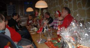 Weihnachtsfeier 2010 (Foto: mg)
