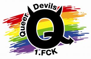 Das ist es - das neue Logo der Queer Devils!