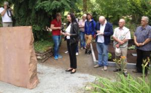 Auch Bürgermeisterin Susanne Wimmer-Leonhardt hob die Bedeutung für die Stadt heraus (Foto: mg)