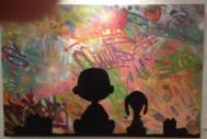 Verklärte Ruhe, Charlie Brown und Snoopy (Foto: mg)