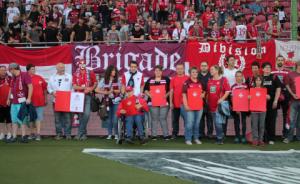 Ein Teil der geehrten Fanclubs (Foto: 1.FCK)