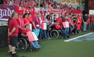 16 Fanclub-Jubiläen gab es am Freitag zu beglückwünschen (Foto: 1.FCK)