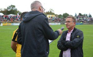 Freute sich schon im Vorfeld auf die Partie in Ludwigshafen, Trainer Norbert Meier (Foto: 1.FC Kaiserslautern)