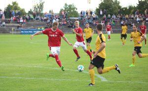 Nach langer Verletzung wieder dabei, Kacper Przybylko (Foto: 1.FC Kaiserslautern)