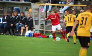 Neuzugang mit viel Potential, Joel Aba Hanna (Foto: 1.FC Kaiserslautern)