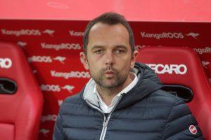 Ratlos, Sportdirektor Boris Notzon (Foto: Thomas Füssler)