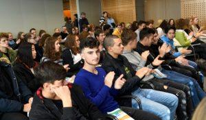 Volle Säle auch bei den Diskussionsveranstaltungen (Foto: Staatskanzlei Rheinland-Pfalz)
