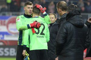 Musste früh verletzt vom Feld, Marius Müller (Foto: www.der-betze-brennt.de)