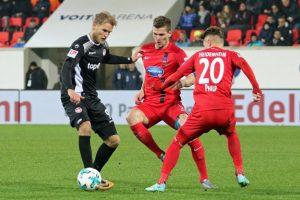Auch in Heidenheim ohne Treffer, Sebastian Andersson (Foto: www.der-betze-brennt.de)
