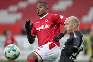 FCK gegen 1. FC Nürnberg Engagiert aber ohne Erfolg, Gervane Kastaneer (Foto: Thomas Füssler)