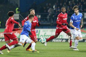 Der FCK glänzte gestern mit geschlossener Mannschaftsleitung (Foto: www.der-betze-brennt.de)