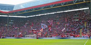 Irre Kulisse! 41.324 Zuschauer zum Drittliga-Auftakt (Foto: www.der-betze-brennt.de)
