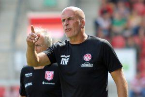 Konnte der Mannschaft gestern keine Impulse geben, Michael Frontzeck (Foto: www.der-betze-brennt.de)